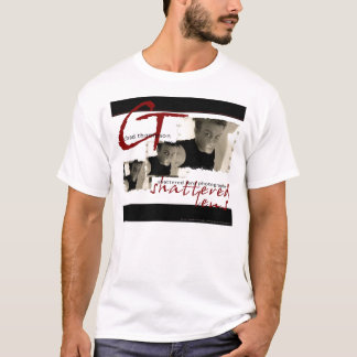 Zerbrochenes Linse-T-Shirt T-Shirt