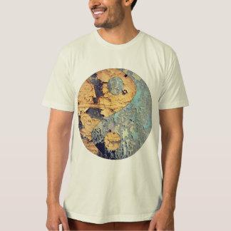 Zerfall Yin Yang das T-Shirt Männer