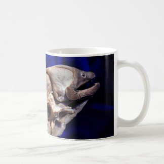 Zergliederter Aal Kaffeetasse