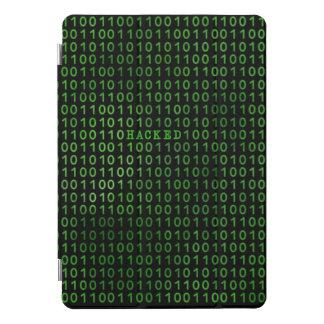 ZERHACKTER binärer Code iPad Pro Cover