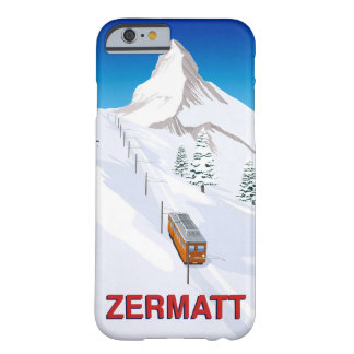 Zermatt Barely There iPhone 6 Hülle