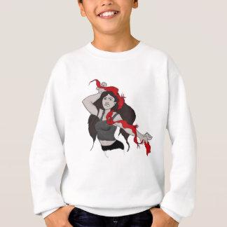 Zerreißen Sie das Band Sweatshirt