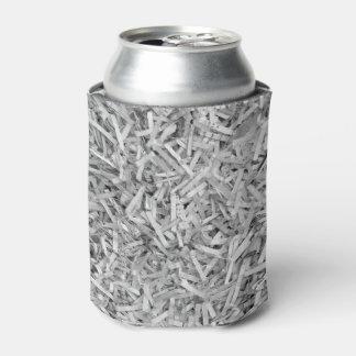 Zerrissene Papiere Dosenkühler