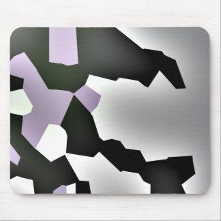 """Zersplitterte Traum"" abstrakte Kunst Digital Mousepads"