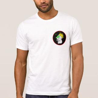 Zerstörter doppelter Cockatoo T T-Shirt