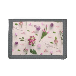 Zerstreutes Blumen-Rosa