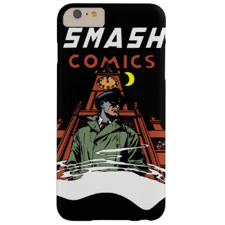 Zertrümmern-Comicen Barely There iPhone 6 Plus Hülle