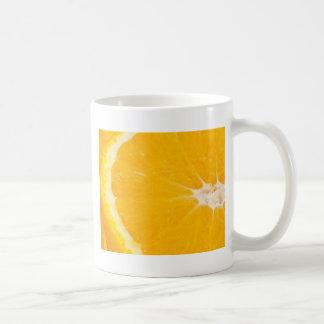 Zesty Orange Kaffeetasse