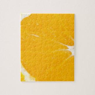 Zesty Orange Puzzle