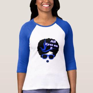 Zeta alle Augen auf Z T-Shirt