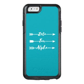 Zetatau-Alpha-Pfeil OtterBox iPhone 6/6s Hülle