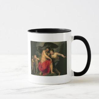 Zeus und Hera auf Berg IDA, 1775 Tasse