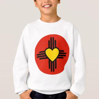 Zia-Herz-Symbol Sweatshirt