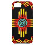 Zia Sonne - Zia Pueblo - New Mexico iPhone 5 Cover