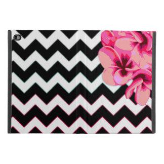Zickzack Blüten iPad Mini 4 Hülle