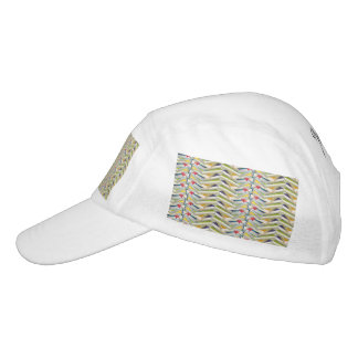 Zickzack-Buch-Stapel Headsweats Kappe
