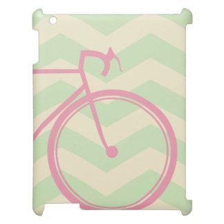 Zickzack Fahrrad-Traum iPad Hülle