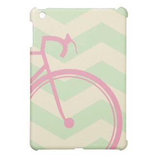 Zickzack Fahrrad-Traum iPad Mini Hülle