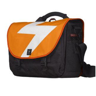 Zickzack Laptop Taschen