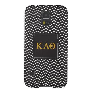 Zickzack Muster des Kappa-Alpha Theta-| Samsung S5 Hüllen