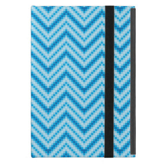 Zickzack Muster-Hintergrund iPad Mini Schutzhüllen