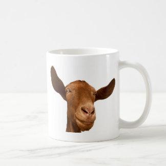 Ziege Kaffeetasse