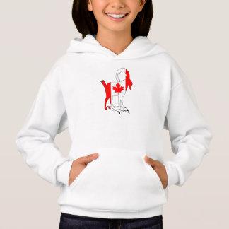 Ziege Kanada Hoodie