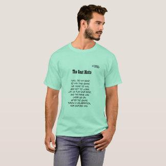 ZIEGE LÄSST GEHEN T-Shirt