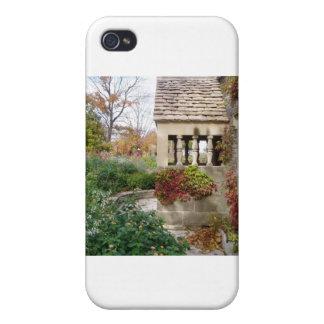 Ziegelstein-Gebäude Schutzhülle Fürs iPhone 4