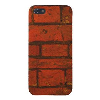 Ziegelstein iphone Fall iPhone 5 Schutzhülle
