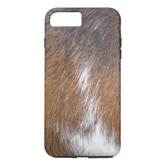 Ziegen-Haut-Flecken iPhone 8 Plus/7 Plus Hülle