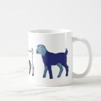 Ziegen Kaffeetasse