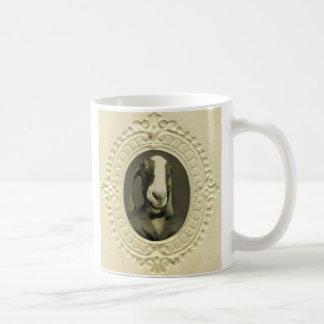 Ziegen-Porträt Kaffeetasse