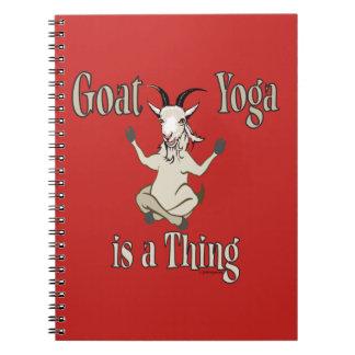 Ziegen-Yoga ist eine Sache   GetYerGoat™ Notizblock