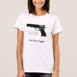 Ziehen Sie den Auslöser T-Shirt