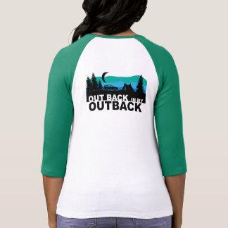 Ziehen Sie heraus sich in meinem Hinterland zurück T-Shirt