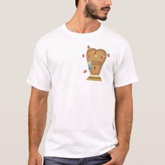 Ziehen Sie sich Amor zurück T-Shirt