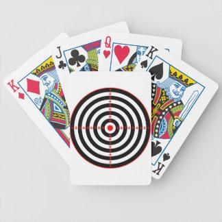 Ziel Bicycle Spielkarten