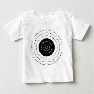 Ziel-Bullauge Baby T-shirt