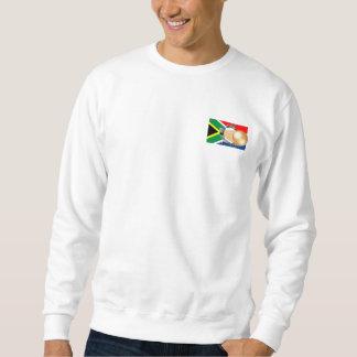 Ziel - gewinnendes Ziel des südafrikanischen Sweatshirt