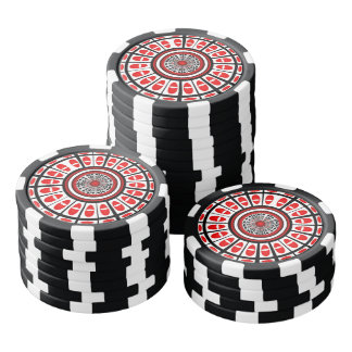 Ziel Poker Chip Set