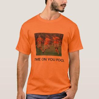 Zielfeier Blackpools FC! T-Shirt