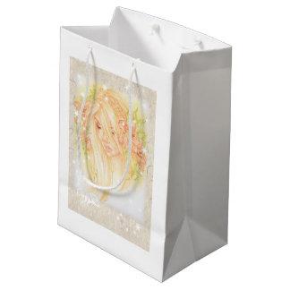 """""""Zieren Sie"""" weibliche Geschenktasche für jede Mittlere Geschenktüte"""