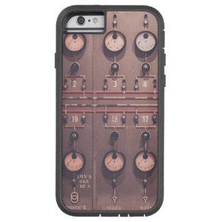 ZIFFERN-TECHNOLOGIE - Maschinen-Messgerät iPhone Tough Xtreme iPhone 6 Hülle