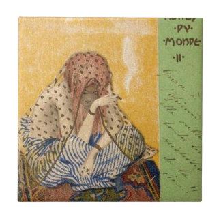 Zigaretten der Welt durch RAPHAEL Kirchner Keramikfliese