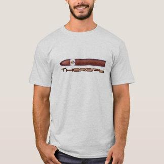 Zigarre als Therapie T-Shirt