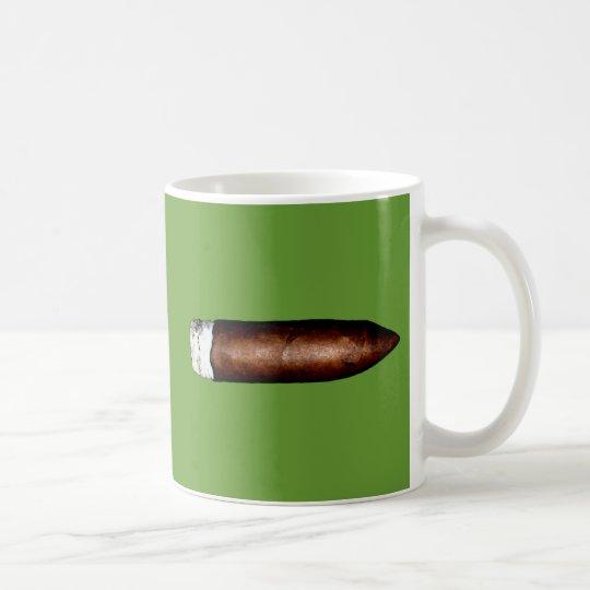 Zigarre cigar kaffeetasse