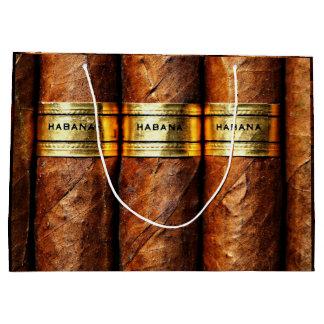 Zigarren-Havana-Zigarren-kubanisches Rauch Clube Große Geschenktüte