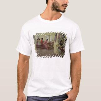 Zigarren-Hersteller bei Sevilla T-Shirt