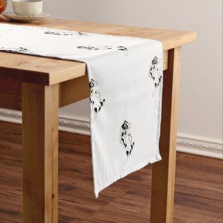 Ziggy der Hund Kurzer Tischläufer